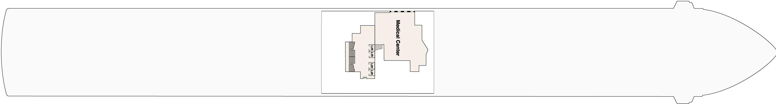 Deck 4 – Gala