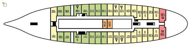 Commodore Deck