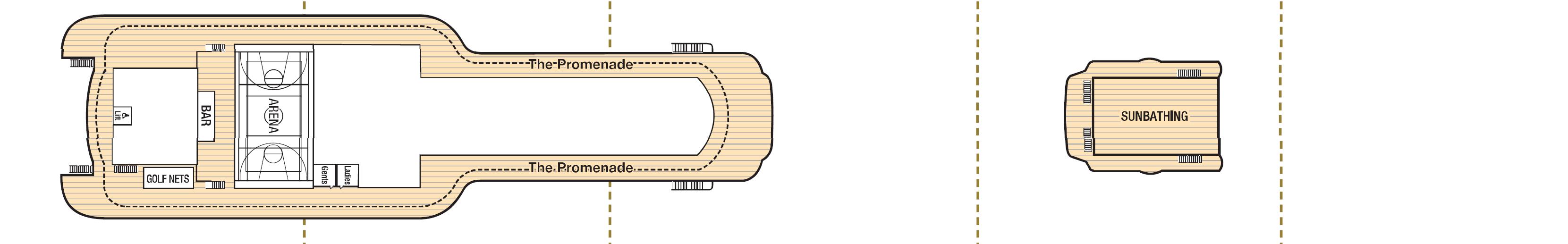 Deck 18 – Sports